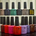 Shellac Nail Varnish Range