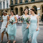 Kate's gorgeous bridesmaids